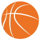 icona palla da pallacanestro